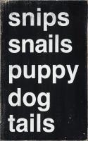 Snips & Snails #87256