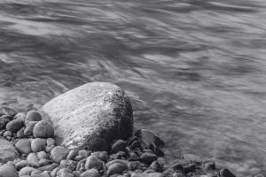 Rocks, Puyallup River #89711