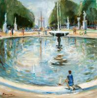 Parisian Afternoon II #86290