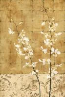 Blossoms in Gold I #CSD5732