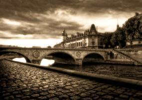 Bridge on The Seine #82669