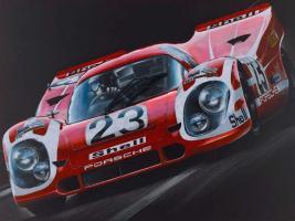 Porsche 917 #DT114617