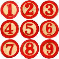 Bingo Chips #87370