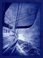 Sailing in Cyanotype C #87529