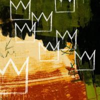 Graffiti Crowns C #82708