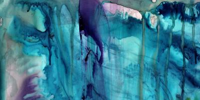 Blue Tie Dye #83202