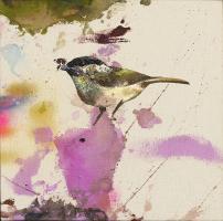 Yellow Mockingbird #IE016-A