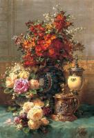 Fleurs sur une table #JBR289