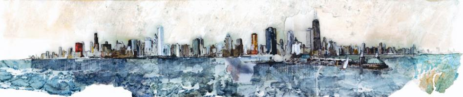Chicago Skyline #79190