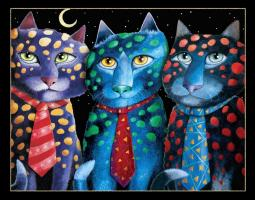 The Corporate Cats #LE111367