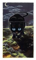 The Hunter (Blue) #LE111369