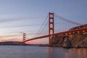 Golden Gate Span #MAT-1138