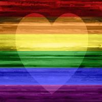 Rainbow Heart #ML112348