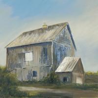 Gray Barn #OJAR-3372