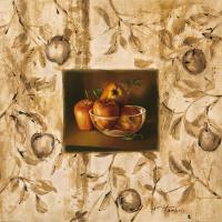 Manzanas en la mesa #RAT1599