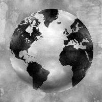 Silver Globe #RB112680