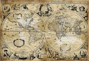 Antique Map I #RB113627