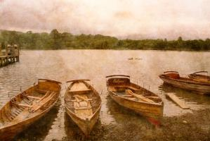 English Row Boats 1 #72294