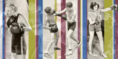 Vintage Boxing #101636