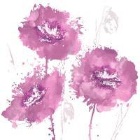 Flower Burst in Pink II #VAU113494