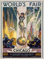 Chicago Worlds Fair, 1933 #VP1182