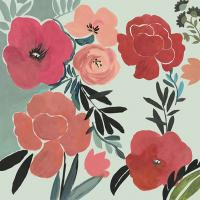 French Floral #WL398-A