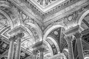 Library of Congress Ceiling #92327
