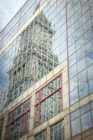 Skyscraper Reflections Boston #92363