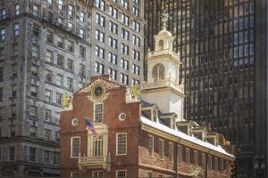 Old and New Architecture Boston #92364