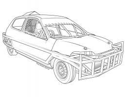 Stock car II #YS114466