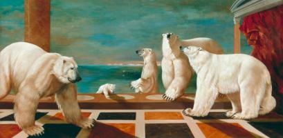 Polar Bears in Venice #71320
