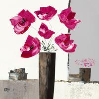 Pivoines roses IÊ #IG 2432