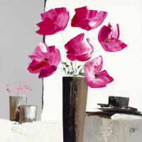 Pivoines roses II Ê #IG 2433