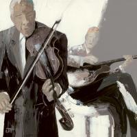 Le violon #IG 2800