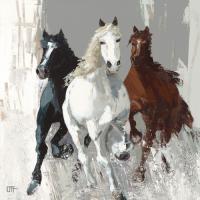 Les chevaux I #IG 3288