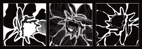 Web flower #IG 3569