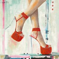 Marilyn«s Shoes I #IG 3687