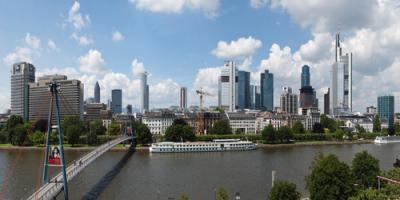 Skyline Frankfurt Panorama #IG 5174