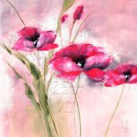 Pink Flower II #IG 5780