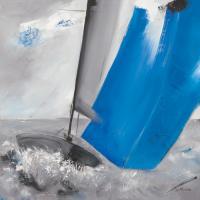 Voile bleue II #IG 6261