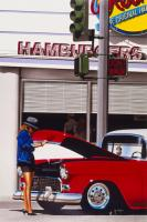 Hamburgers #IG 6688
