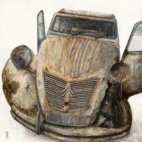 Corrosion I #IG 6766