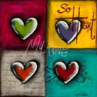 Coeurs en Couleurs II #IG 7685