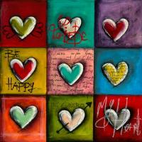 Coeurs en Couleurs III #IG 7686