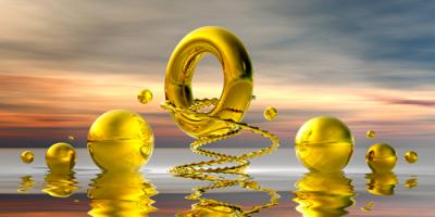 Golden ChainRingBowls #IG 8065