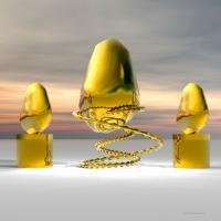 Golden Stone #IG 8557
