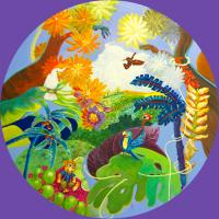 Tropical et improbable #IG 8753