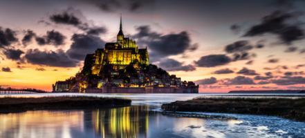 Mont Saint Michel #IG 9191