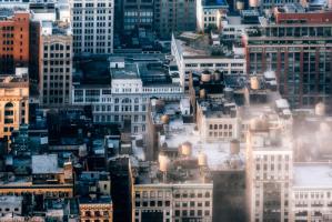 New York Rooftop #IG 9210